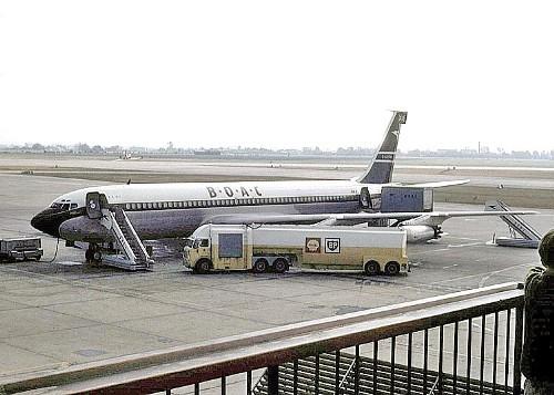 Boeing 707, ein komplexeres Flugzeug