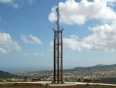 Gedenkstätte zum Andenken an die 583 Opfer der Katastrophe von Teneriffa (Bild: Wikimedia Commons, Autor Tenerife77)